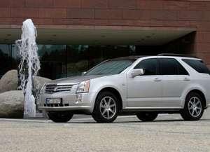 Cadillac SRX  3.6 i V6 24V RWD 255 HP