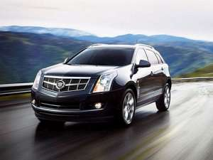 Cadillac SRX II Facelift 3.0 AT (265 HP)