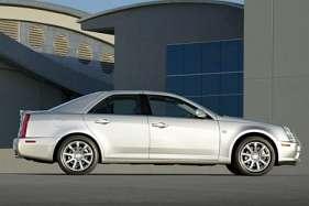 Cadillac STS 3.6 i V6 24V AWD 258 HP