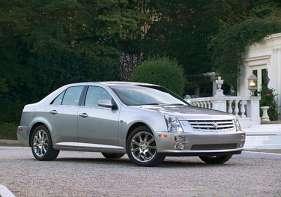 Cadillac STS 4.6 i V8 32V VVT AWD 325 HP