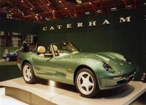 Caterham 21 1.6 i 16V 117 HP