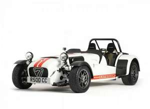 Caterham Super Seven 1.4 i 16V 106 HP