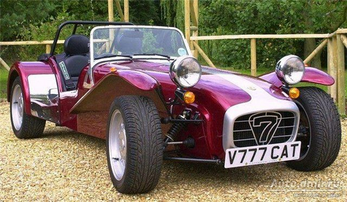 Caterham Super Seven 1.6 i 16V 115 HP