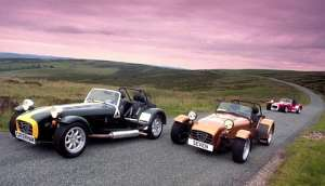 Caterham Super Seven 1.6 i 16V 133 HP