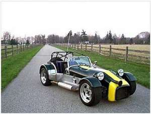 Caterham Super Seven 1.8 i 16V 140 HP