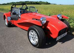 Caterham Super Seven 1.8 i 16V 153 HP