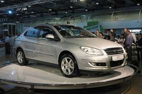 Chery M11 Sedan 1.8i 136HP