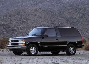 Chevrolet Tahoe (GMT410) 6.5 i V8 TD 4WD 3 dr 180 HP