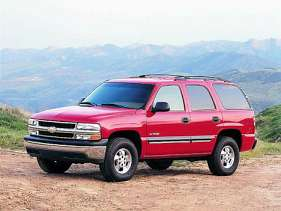 Chevrolet Tahoe (GMT840) 5.3 i V8 300 HP