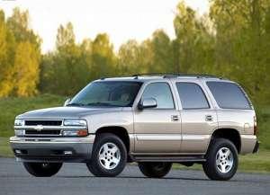 Chevrolet Tahoe (GMT840) 6.0 i V8 305 HP