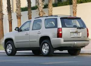 Chevrolet Tahoe (GMT900) 5.3 i V8 AWD 324 HP