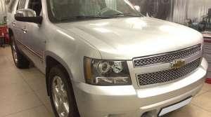 Chevrolet Tahoe III 5.3 AT (324 HP) 4WD