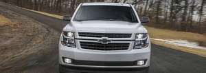 Chevrolet Tahoe IV 5.3 AT (355 HP)