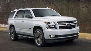 Chevrolet Tahoe IV 6.2 AT (420 HP) 4WD
