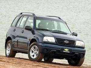 Chevrolet Tracker 2.0 i 16V 122 HP