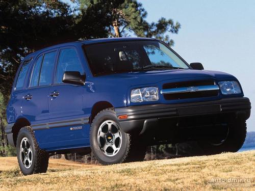 Chevrolet Tracker 2.0 i 16V 129 HP