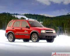 Chevrolet Tracker 2.0 i 16V 4WD 122 HP