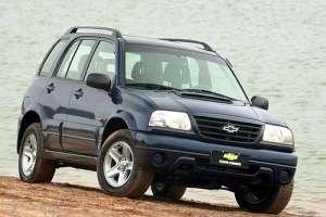 Chevrolet Tracker Convertibe 2.0 i 16V 4WD 122 HP