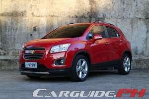Chevrolet Tracker II (Trax) 1.4 AT (140 HP) 4WD