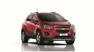 Chevrolet Tracker II (Trax) 1.4 AT (140 HP)