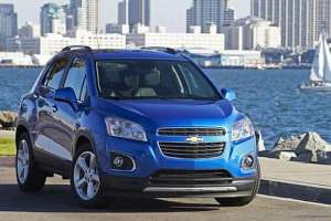 Chevrolet Tracker II (Trax) 1.8 AT (141 HP) 4WD