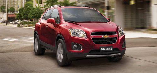 Chevrolet Tracker II (Trax) 1.8 MT (141 HP)