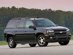 Chevrolet Trailblazer (GMT800) 4.2i 279HP 4WD