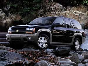 Chevrolet Trailblazer (GMT800) 4.2i 295HP EXT 4WD