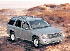 Chevrolet Trailblazer (GMT800) 5.3i V8 288HP 2WD