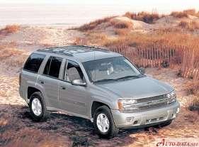 Chevrolet Trailblazer (GMT800) 5.3i V8 288HP 4WD