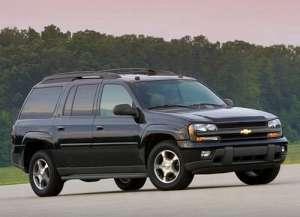 Chevrolet Trailblazer (GMT800) 5.3i V8 304HP EXT