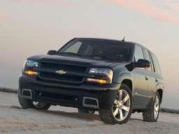 Chevrolet TrailBlazer II 2.8d AT (180 HP) 4WD