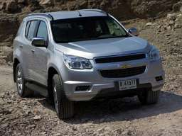 Chevrolet TrailBlazer II 2.8d MT (180 HP) 4WD
