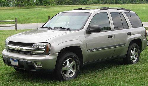Chevrolet TrailBlazer II 3.6 AT (239 HP) 4WD