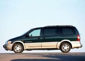 Chevrolet Trans Sport (U) 3.4 i V6 180 HP