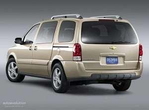 Chevrolet Uplander 3.5 i V6 AWD 203 HP