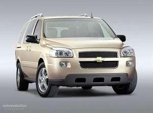 Chevrolet Uplander 3.5 i V6 FWD 203 HP