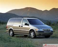Chevrolet Venture (U) 3.4 i V6 Long 187 HP