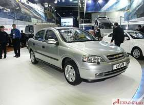 Chevrolet Viva 1.8 i 16V ECOTEC 125 HP