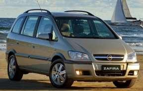 Chevrolet Zafira 2.0 8V 116 HP