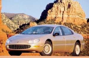 Chrysler Concorde II 2.7 i V6 24V 203 HP
