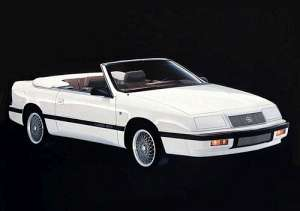 Chrysler LE Baron Cabrio 3.0 i V6 136 HP