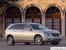 Chrysler Pacifica 3.5 i V6 24V FWD 253 HP