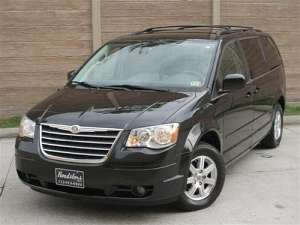Chrysler Town and Country IV 3.6i V6 (283Hp)