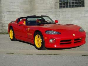 Chrysler Viper Rt|10 8.0 V10 394 HP