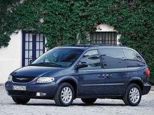 Chrysler Voyager V 3.3i V6 174 HP