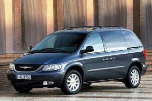 Chrysler Voyager V Facelift 3.6 AT (283 HP)