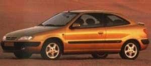 Citroen Xsara Coupe (N0) 2.0 16V 136 HP