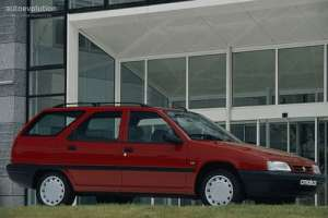 Citroen ZX Break (N2) 1.8 i 101 HP