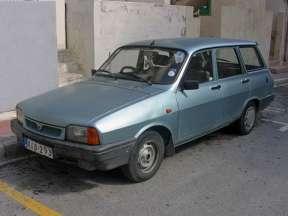 Dacia 1410 Kombi 1.4 62 HP